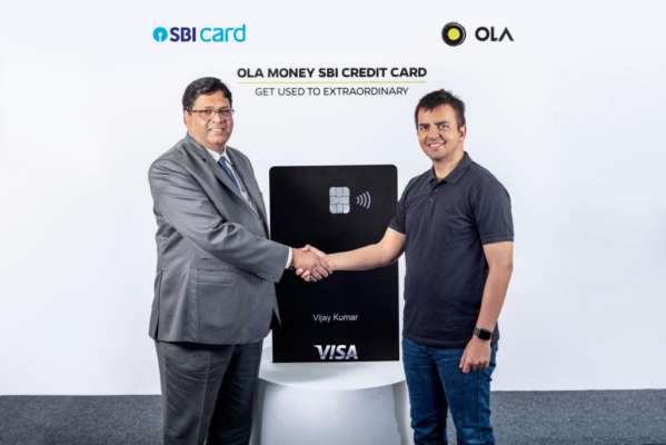 Ola & SBI Card launch India's most rewarding Credit Card; target 10mn cards by 2022