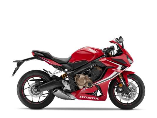 Honda commences nationwide deliveries of 'Make-in-India' CBR650R