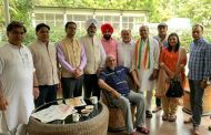 Indian Overseas Congress, USA leaders, are in India and campaigning