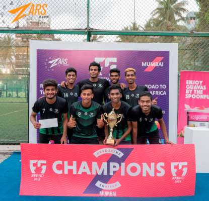 The Heal Institute Becomes Proud Physiotherapy Partner For F5 India Matches Organized By Zars Sports