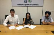 Volkswagen India strengthens its commitment to enabling girls pursue Engineering degrees