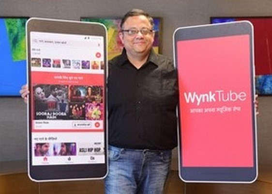 Airtel launches 'Wynk Tube' to bring Digital Entertainment to the next 200 million smartphone users
