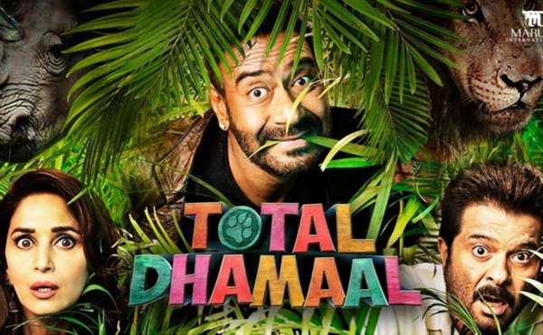 This Sunday, have'TotalDhamaal'withStar Gold!