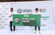 Ariel India achieves a GUINNESS WORLD RECORDS® Certificate for The Largest Laundry Lesson; enables next-gen to #ShareTheLoad