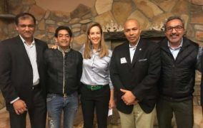 Parsippany Indian Community hosts Congresswoman Mike Sherill and Ami Bera