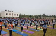 Global Indian International School promotes fitness as a way of life on International Day of Yoga