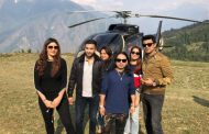 High-profile Auli Hosts Most Extravagant Wedding Entertainment at 10,000 feet!