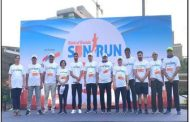 Bank of Baroda's Sun Run marathon brings together larger, stronger amalgamated entity