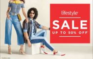 Lifestyle announces the biggest sale of the season – get up to 50% off across leading fashion brands