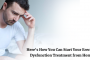 You Can Start Your Erectile Dysfunction Treatment from Home