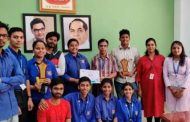 DY Patil School of Engineering Students excel at Youth Festival