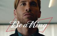 """Budweiser 0.0 Celebrates Global Football Champion Sergio Ramo's Rise to Greatness in latest """"Be A King"""" Campaign"""