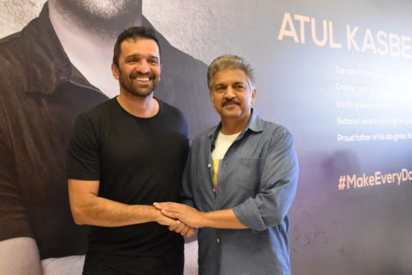 Anand & Atul At Proud Fathers for Daughters 2019