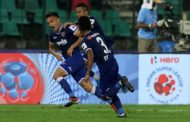 Huge extra-time drama as Chennaiyin get first goal and first win