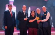 Ferrero India received the Outstanding Performance award at CII