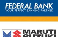 Maruti Suzuki ties-up with Federal Bank for dealer and retail car financing.