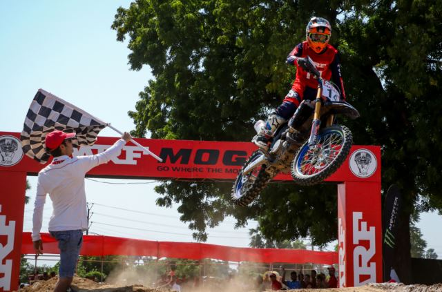 Pune to host Supercross grand finale on Republic Day