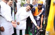 Shri Dharmendra Pradhan, conducts ground-breaking ceremony of Torrent Group's City Gate Station at Jategaon Pune