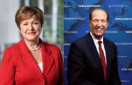 Joint Statement from Kristalina Georgieva, Managing Director, IMF, and David Malpass, President, World Bank Group