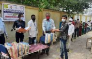 Ashraya Hastha Trust, Bangalore, Swasti and Taaras Coalition come together to ensure PLHIV have essential food supplies, hygiene, and safety kits during COVID-19