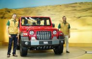 Mahindra's All-New Thar Crosses 15,000 Bookings
