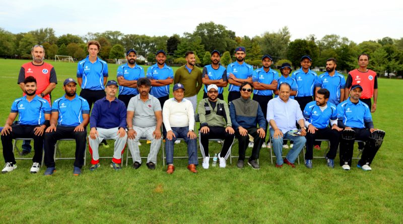 ChicagoBlasters Cricket team clinch the spectacular win against the Michigan Stars