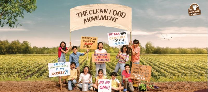 Phalada Pure and Sure joins hands with Celebrity Chef Amrita Raichand to support a cause by signing a petition on Change.Org, requesting #CleanFoodForAll
