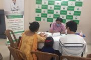 FORTIS HOSPITAL, GURUGRAM OFFERED FREE OPD TO RAISE AWARENESS ON PAEDIATRIC BLOOD DISORDERS