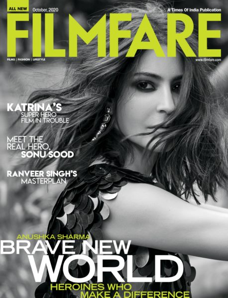 Filmfare salutes leading ladies of B-town in a cover story with a whole lot of pizzazz this October