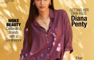 Grazia India's October cover-girl, Diana Penty, opens up about the importance of slowing down