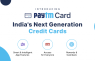 Paytm announces India's next-generation credit cards to democratize its access