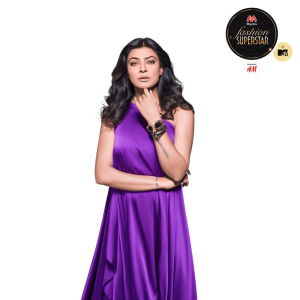 Sushmita Sen joins the elite judging panel for season-2 of India's only digital fashion reality show, Myntra Fashion Superstar