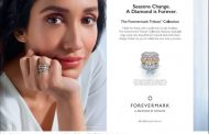 Forevermark launches a unique campaign for the Tribute™ Collection