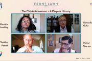 'The Chipko Movement - A People's History' at the Jaipur Literature Festival