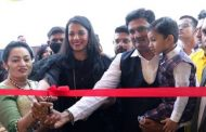 Grand Launch of The Wellness Club Gym Express By Bollywood Actress Mugdha Veira Godse