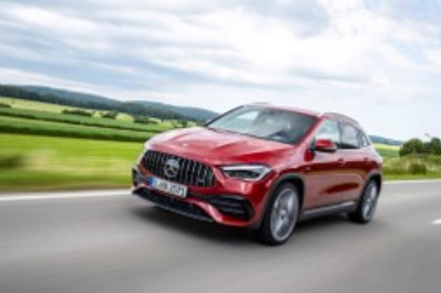 Mercedes-Benz debuts the all-new GLA and AMG GLA 35 4M in the market and in its digital store