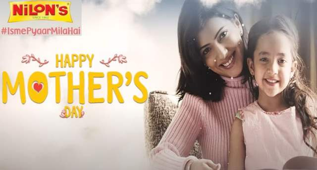 Nilon's Mother's Day campaign #MaaHaiTohJahanHai reminisces those special moments spent with your mother: every frame highlights Maa ka Pyaar & Khaana