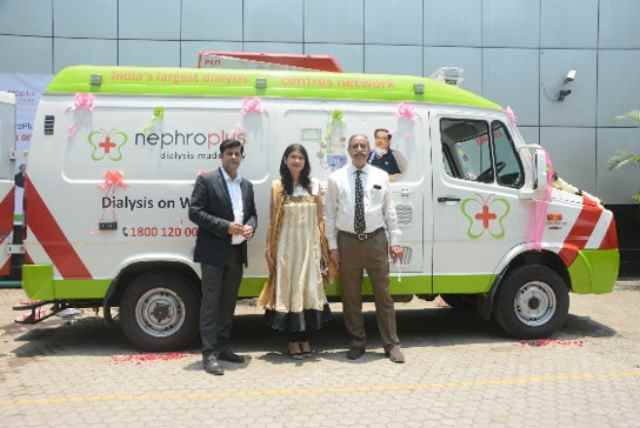NephroPlus to launch 'Dialysis on Wheels' in Pune