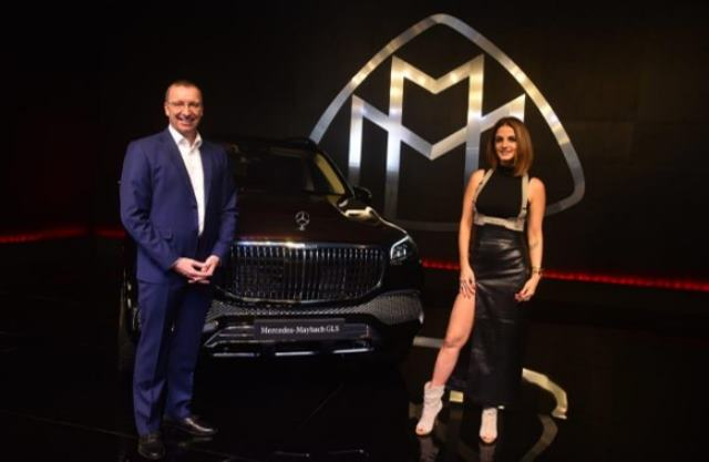 Mercedes-Benz debuts the ultra-luxurious 'Mercedes-Maybach GLS 600 4MATIC' in India; sets a new record by selling the entire 2021 allocations before launch
