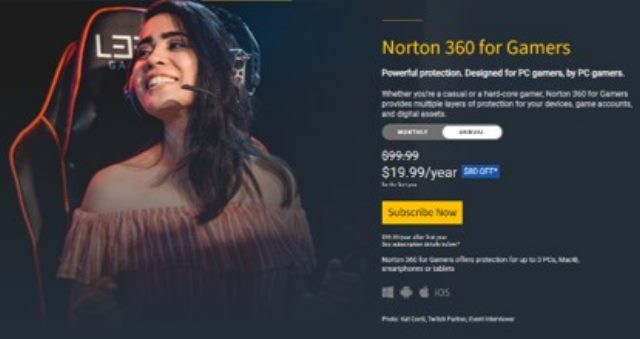 Norton Levels Up Performance for PC Gamers