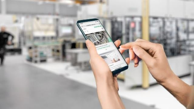 Schaeffler combines e-commerce, knowledge base, and product catalog in a single platform